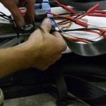 Finalizing electronics
